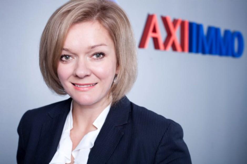 Sektor magazynowy cieszy się coraz większym zaufaniem inwestorów - wywiad z Renatą Osiecką, Axi Immo
