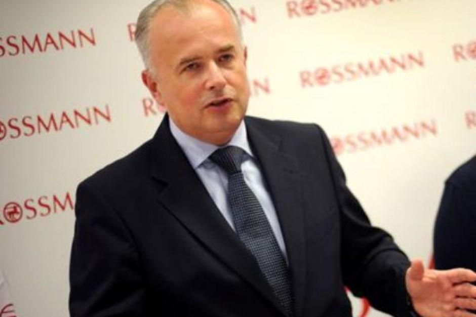 Obroty Rossmanna przekroczyły 5 mld zł. Nowy cel to tysiąc sklepów
