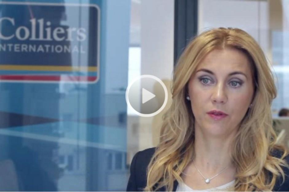 2013 rok na rynku nieruchomości komercyjnych - prognozuje Monika Rajska-Wolińska
