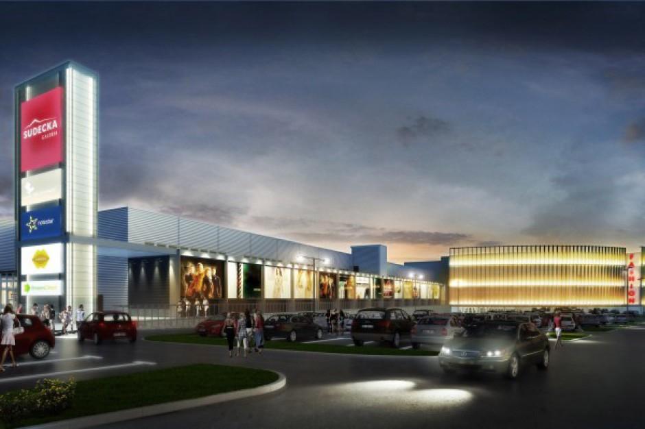 Galeria Sudecka ma pozwolenie na budowę
