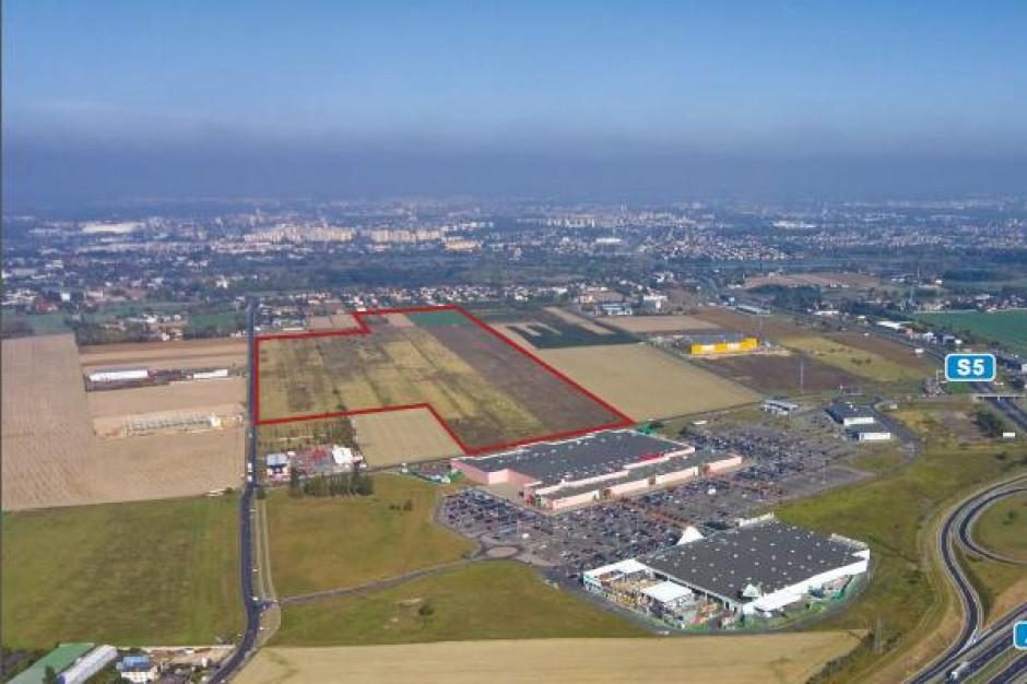 Prologis przygotowuje nowy park handlowy w Wielkopolsce