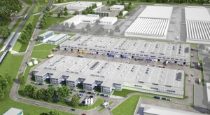 AIG/Lincoln ma wykonawcę Diamond Business Park Ursus