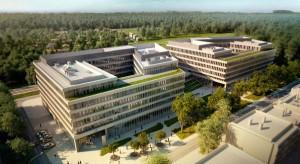 Schneider Electric w kompleksie biurowym Park Rozwoju