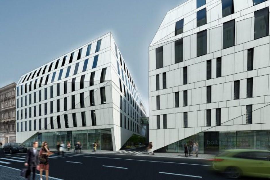 Colliers wynajmuje dla UBM we Wrocławiu