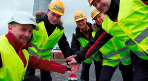 Kamień milowy w budowie największego sklepu IKEA w Polsce - zobacz zdjęcia
