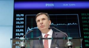 PHN debiutuje na giełdzie. Poszukiwany inwestor strategiczny