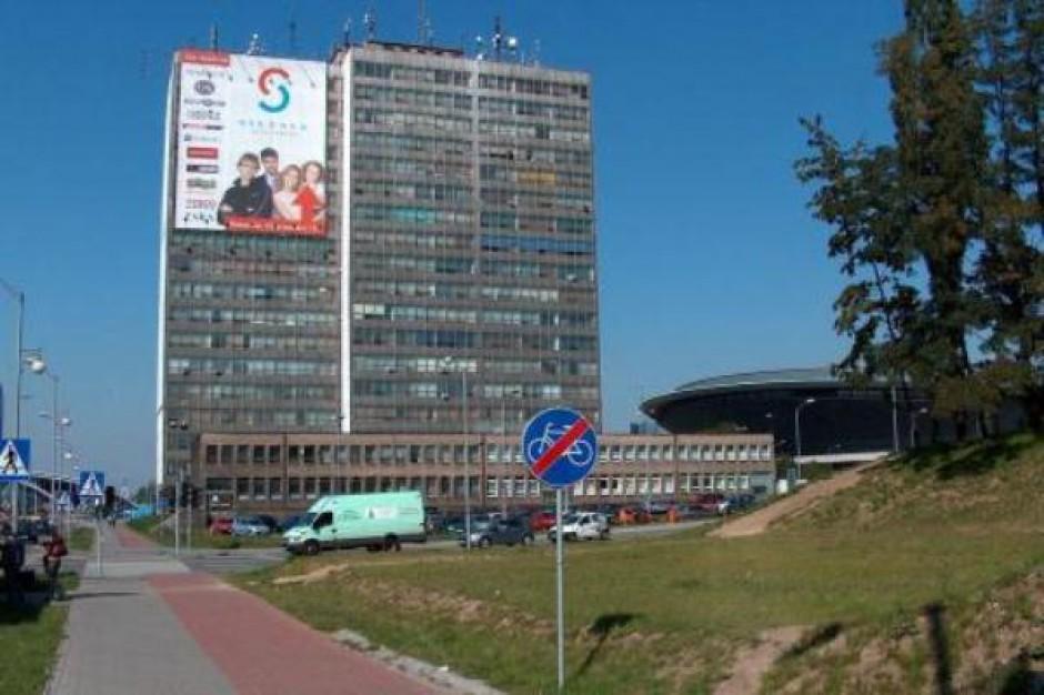 PKP przygotowuje sprzedaż 70-metrowego biurowca obok katowickiego spodka
