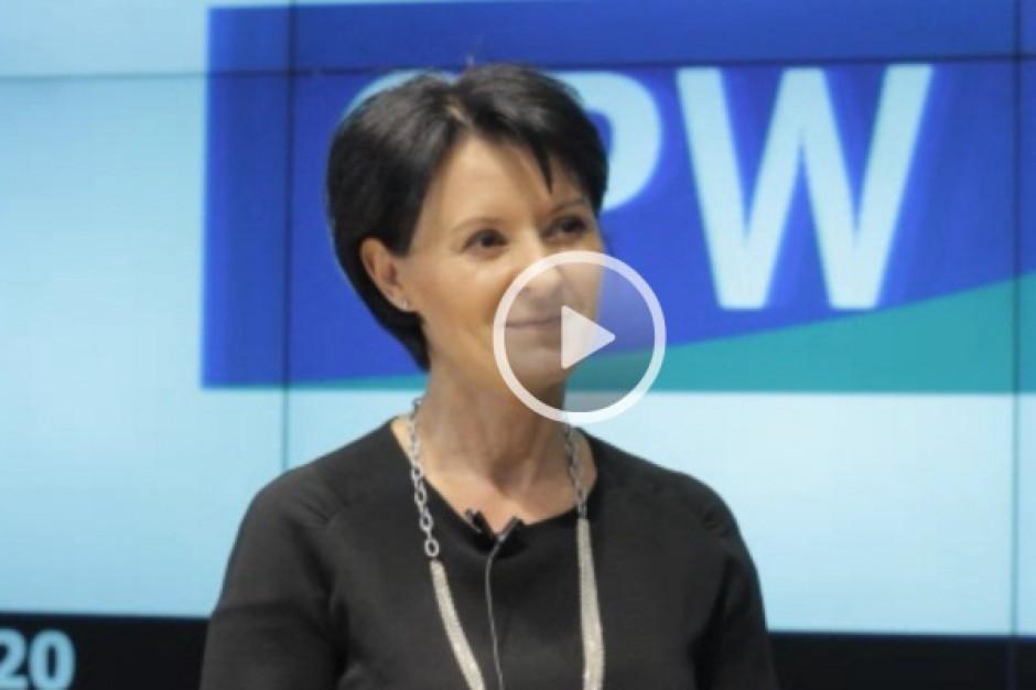 Beata Jarosz, GPW: Inwestorzy mogą być zadowoleni z debiutu Grupy PHN