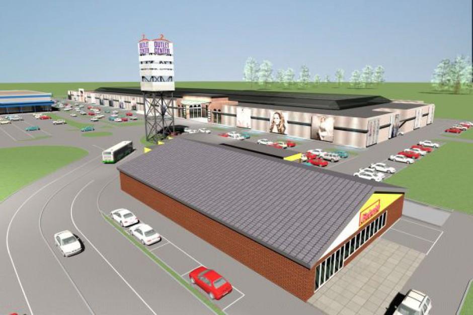 Kolejny deweloper chce budować outlet w Białymstoku