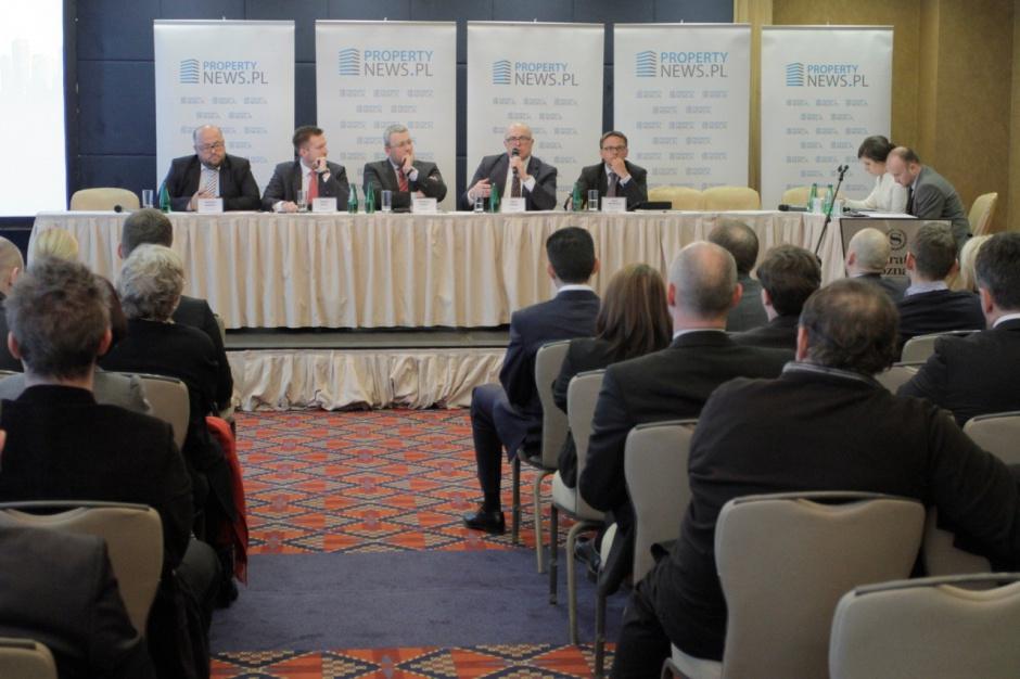Property Forum Poznań: zdjęcia z sesji rynek biurowy