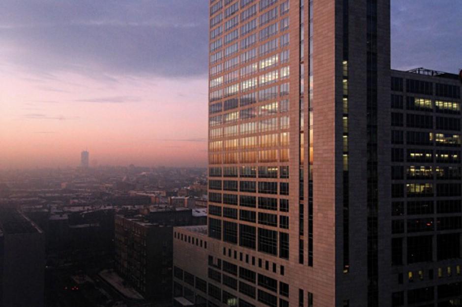 Najwyższy budynek w Katowicach wystawiony na sprzedaż za 260,2 mln zł
