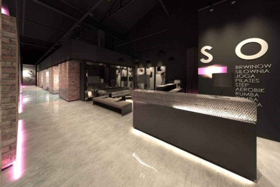 Pierwszy fitness klub klasy Premium w Galerii Brwinów