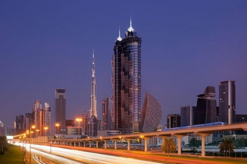 W Dubaju otwarto najwyższy hotel na świecie