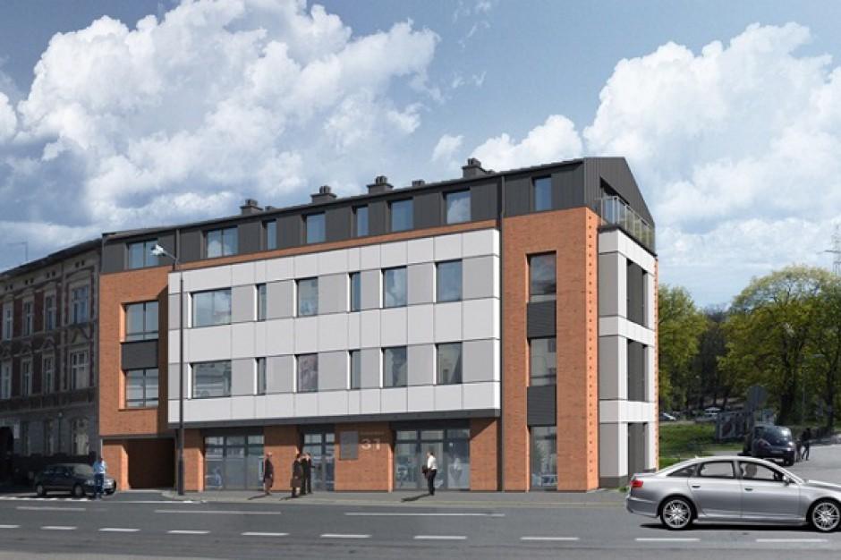 Nowy budynek biurowo-handlowy powstaje w Bydgoszczy