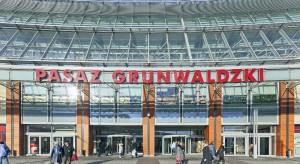 Pasaż Grunwaldzki ma propozycję dla architektów