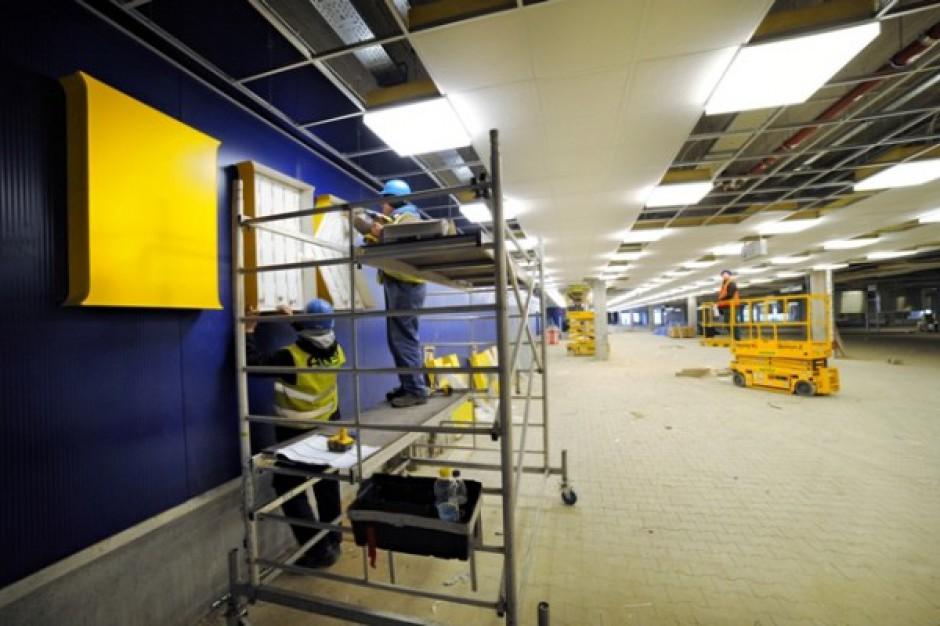 Zobacz jak powstaje największa IKEA w Polsce za 200 mln zł