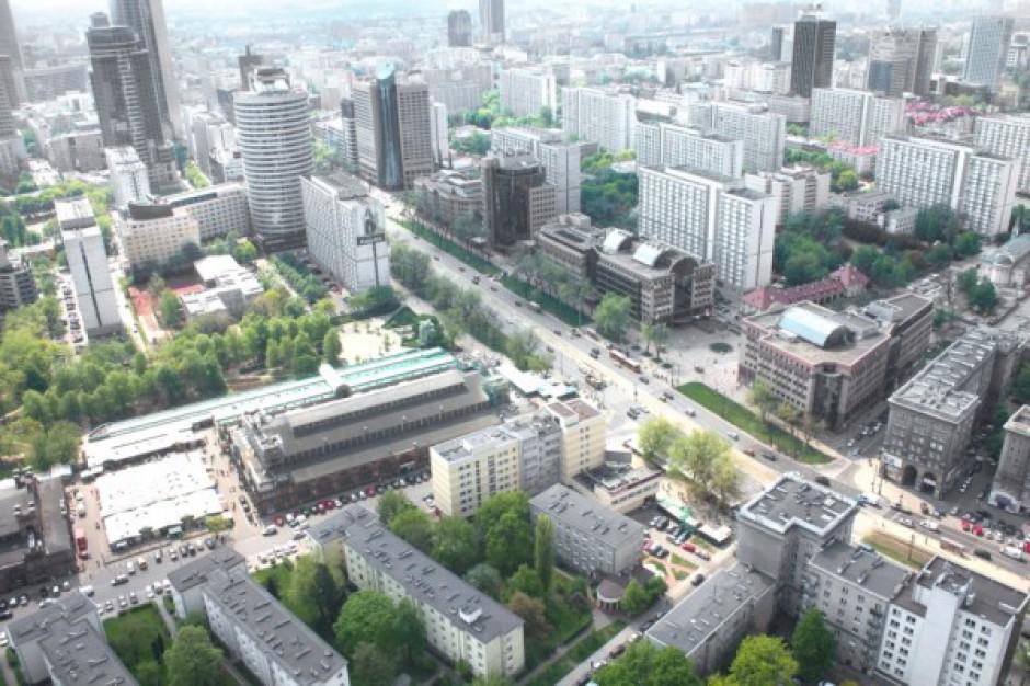 Warszawa jedną z najchętniej wybieranych lokalizacji inwestycyjnych w 2013 roku