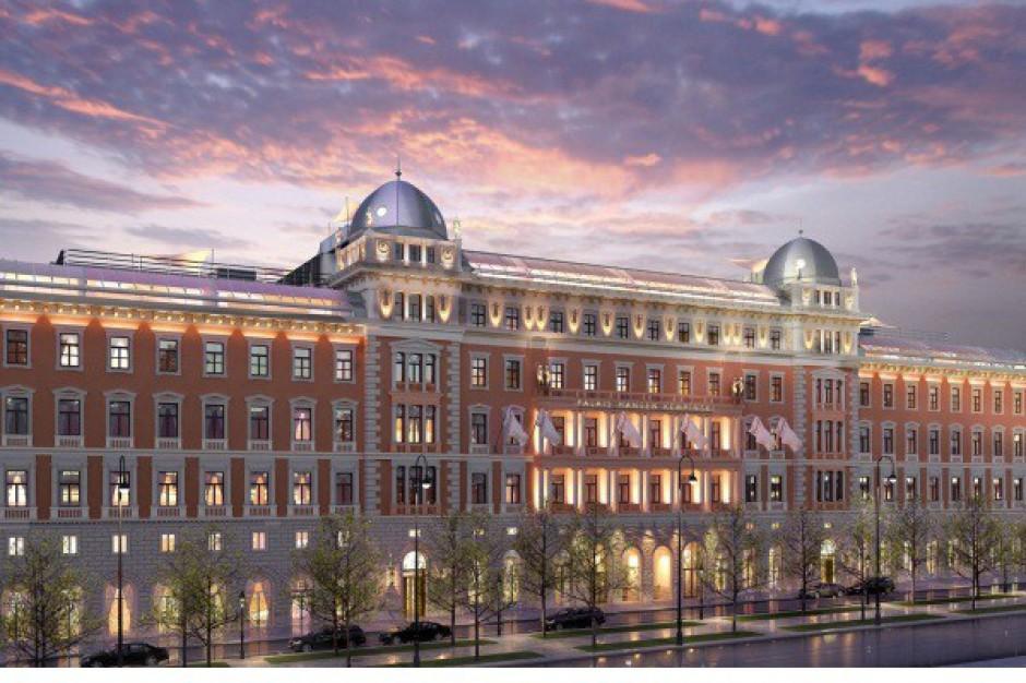Inauguracja hotelu Palais Hansen Kempinski Wiedeń