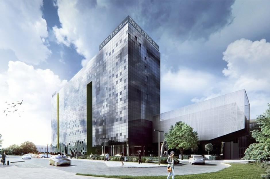 Łódzki Double Tree by Hilton będzie mieć sąsiada. Właściciele TOYA myślą o budowie kolejnego hotelu