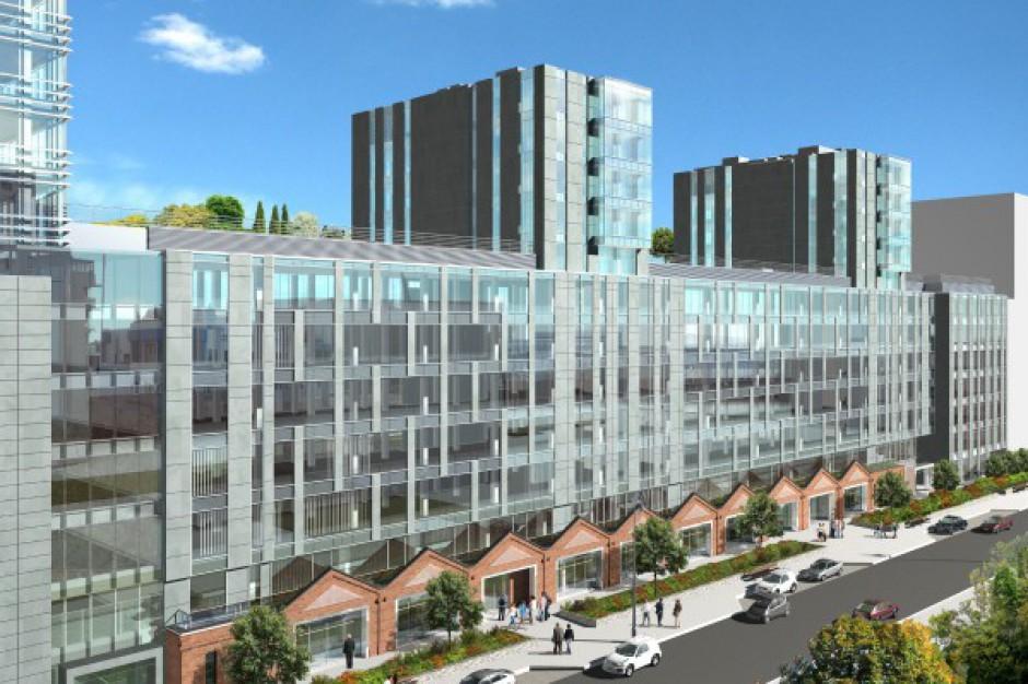 Nowy inwestor wznawia budowę kompleksu Karolkowa Business Park
