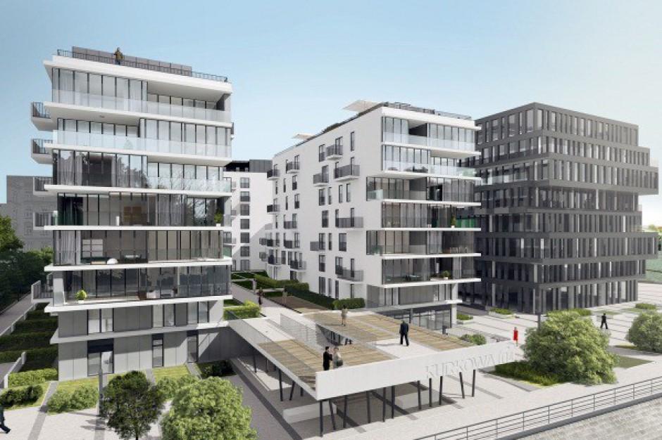 Ruszyła budowa nowej inwestycji biurowej we Wrocławiu - zobacz zdjęcia
