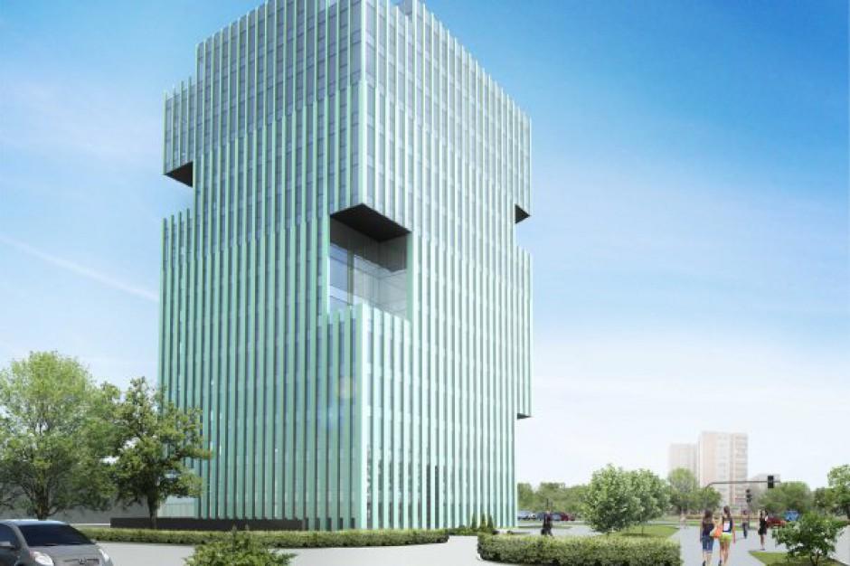 Alma Tower z platynowym precertyfikatem LEED