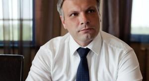 Tomasz Panabażys za sterami Dolcanu