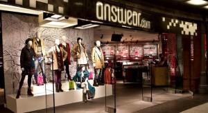 Answear.com stawia na sprzedaż w sieci