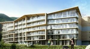Nowy condohotel wyrasta w Zakopanem - zobacz wizualizacje