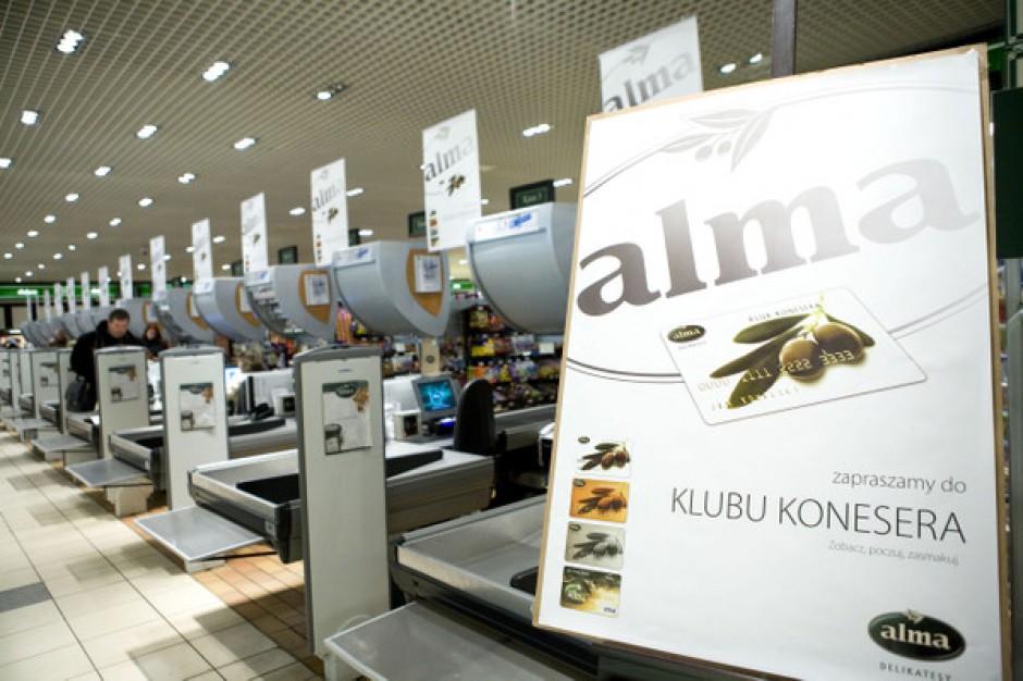 Alma wyda blisko 29 mln zł na nowe sklepy
