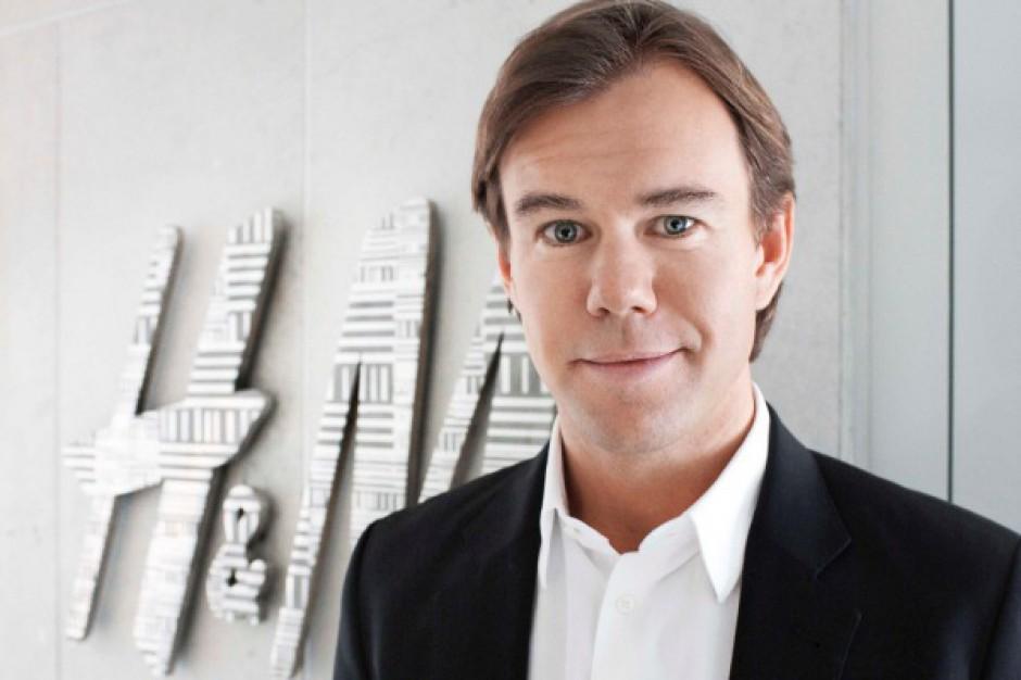 Karl-Johan Persson: szykujemy nowe przedsięwzięcia