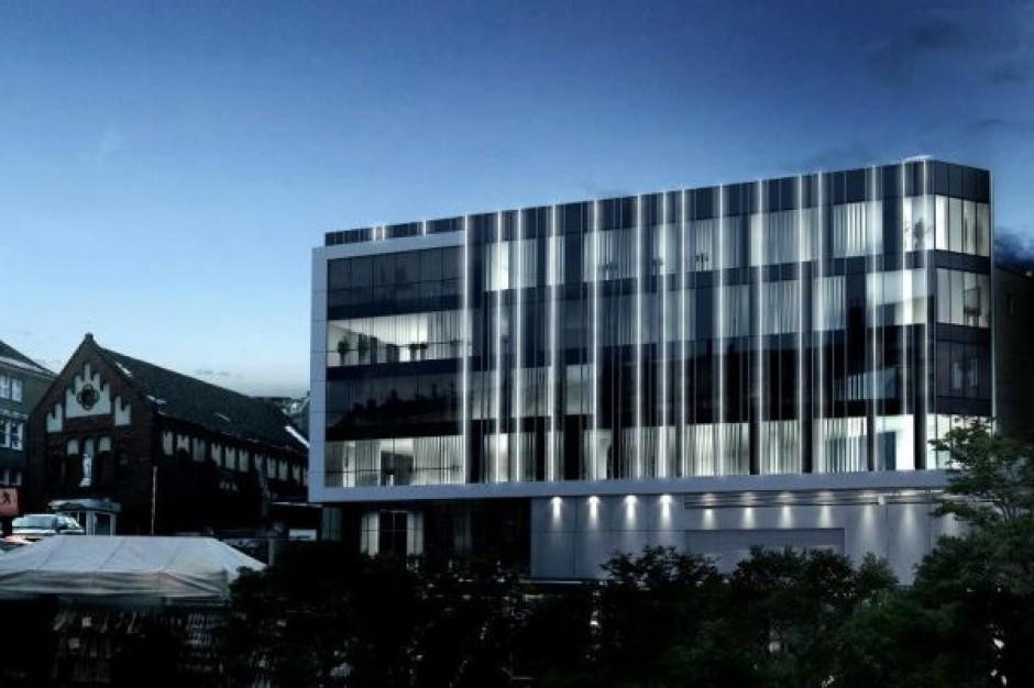 Wydano zgodę na budowę nowego biurowca w Poznaniu