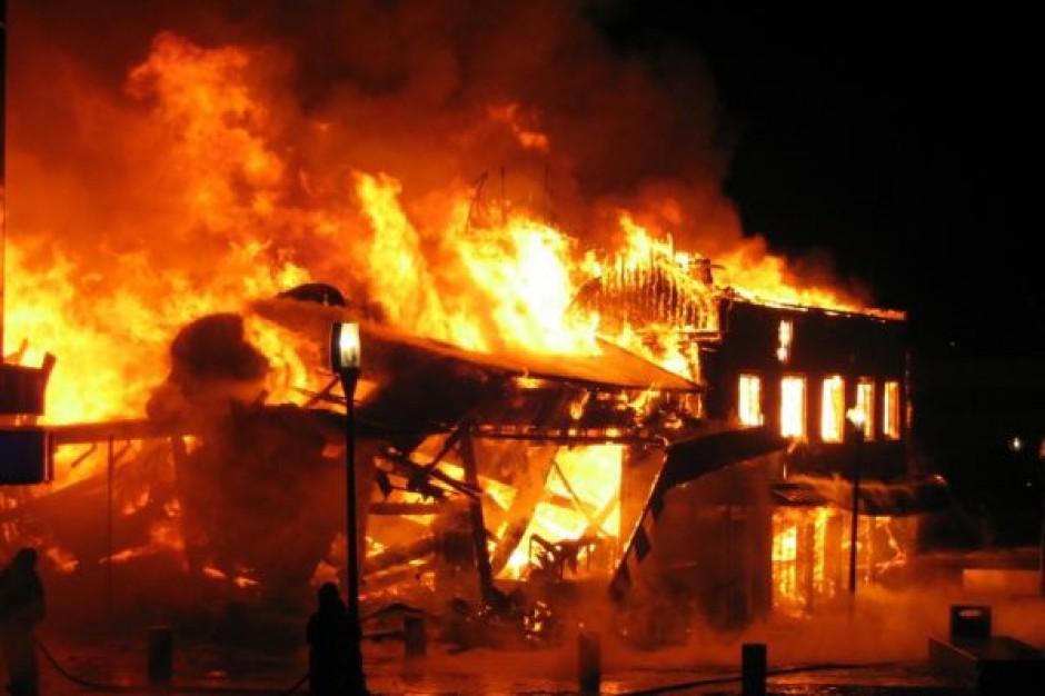 Alarmy pożarowe nową plagą na rynku inwestycji komercyjnych