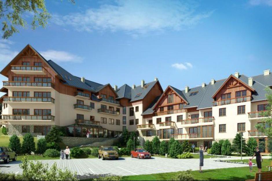 Aparthotel Cristal Resort Szklarska Poręba skomercjalizowany w 90 proc.
