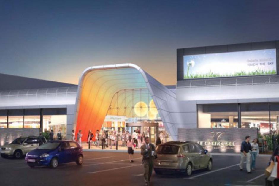 Szykuje się kolejna rozbudowa Galerii Mokotów