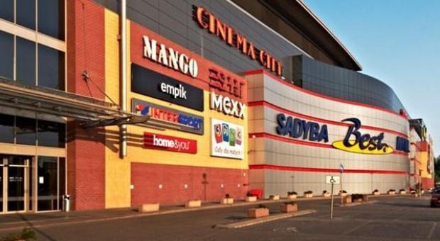 Pierwsza w Polsce bezobsługowa motostacja w Sadyba Best Mall