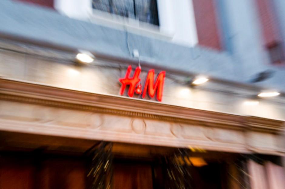 H&M zapłaci klientom za odzież
