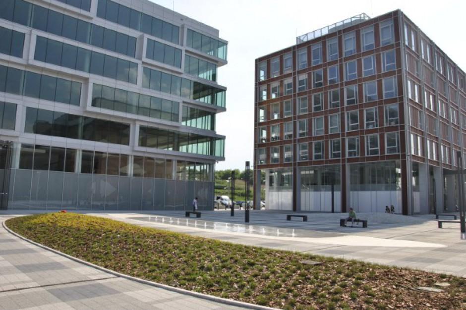 Krakowski rynek inwestycji biurowych - ranking