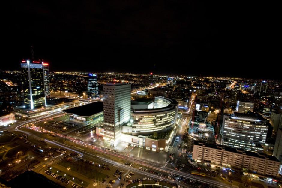 Warszawa nie jest postrzegana jako centrum finansowe Europy Środkowej