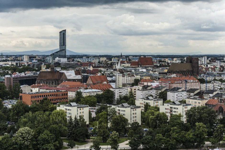 Oto największe biurowce Wrocławia - ranking