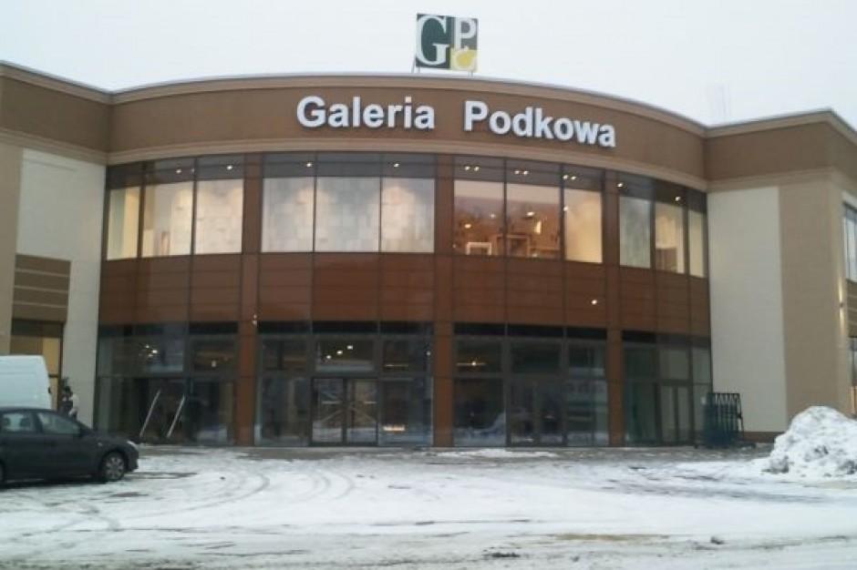 Galeria Podkowa ruszy w maju