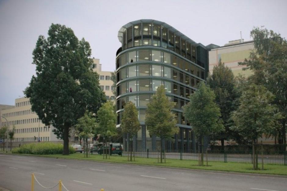 Budowa biurowca Temida w Poznaniu na finiszu