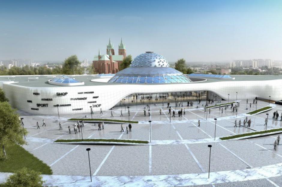 Projekt nowego Zintegrowanego Centrum Komunikacyjnego w Kielcach gotowy - zobacz wizualizacje