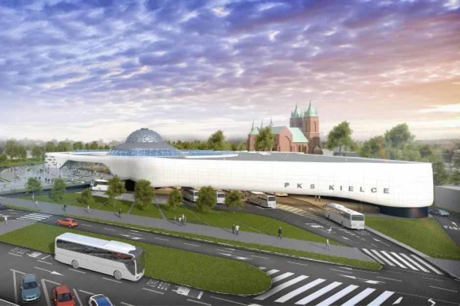 Trwają prace nad projektem ZCK w Kielcach