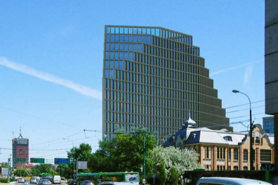 Nowe wizualizacje biurowca Bałtyk Tower