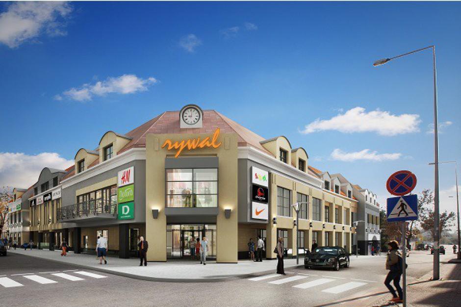Centrum Handlowe Rywal z pozwoleniem na budowę