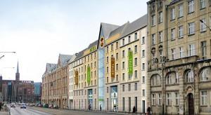 Budowa hotelu B&B Wrocław na finiszu