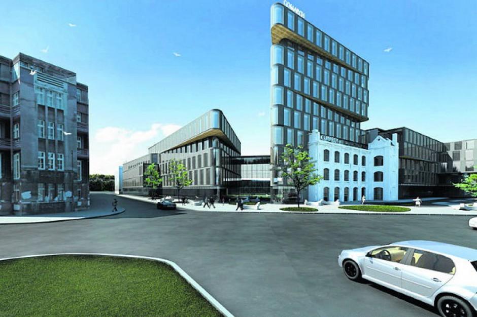 Comarch zbuduje nową siedzibę w Łodzi