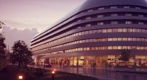 Wznowiono prace przy budowie pięciogwiazdkowego Hiltona we Wrocławiu