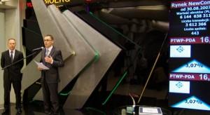 Grupa PTWP zadebiutowała na rynku NewConnect